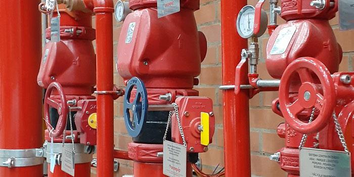 Red contra incendios Accequip