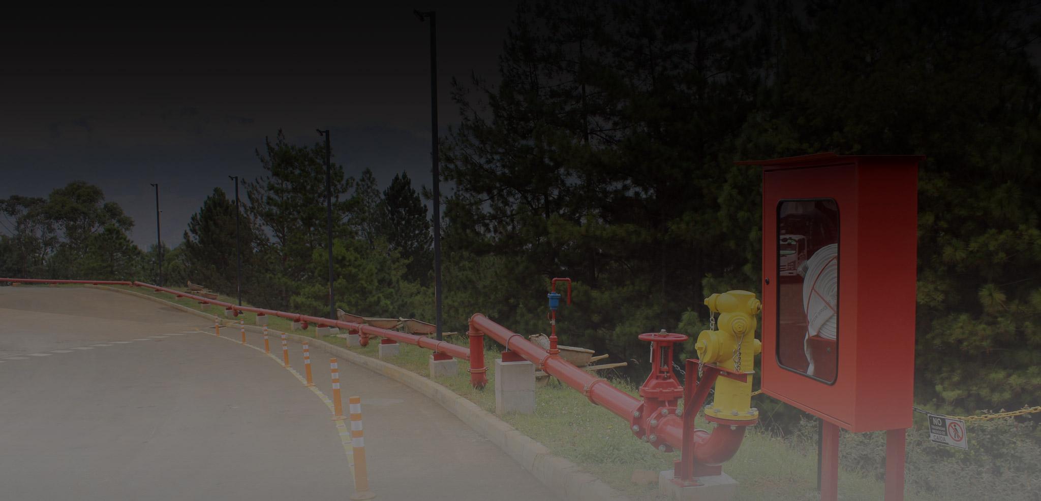 Sistema contra incendios colombia