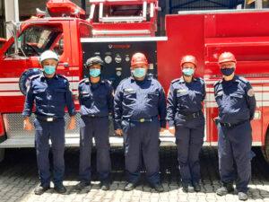bomberos cartago