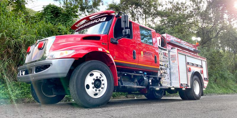 carro de bomberos quibdo